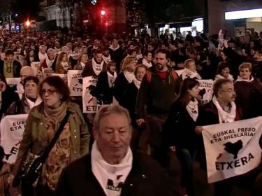 Euskadi en busca de la paz